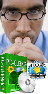 PC-CLEANER: Repair your registry, fixed... in seconds!